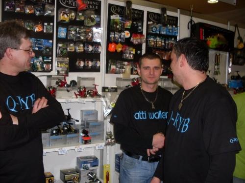 Výstava Q-Ryb Team